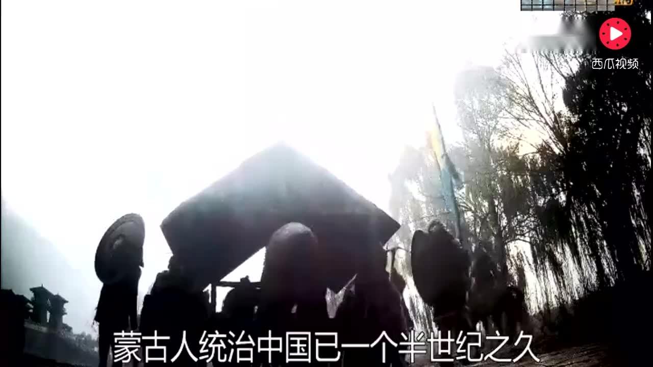 朱元璋新武器大胜蒙古铁骑, 此后被欧洲效仿!