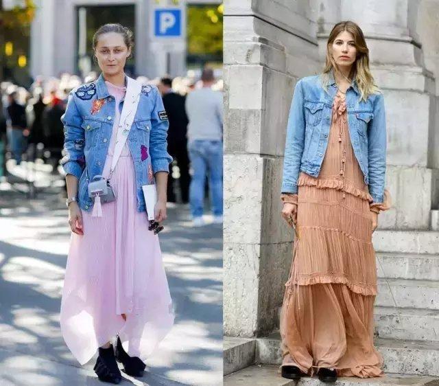 今夏仙气十足的纱裙才是主流, 因为显瘦 43