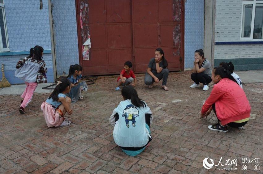 此项目于7月25日启动,以海伦市海北镇,永和乡,东风镇,双录乡,海南乡5
