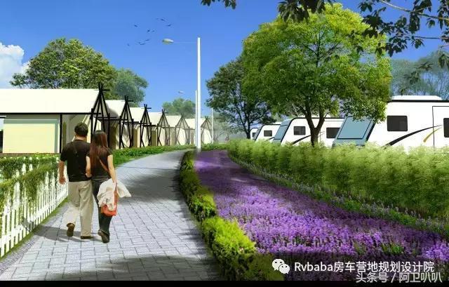 rvbaba房车营地规划设计院——厦门漳州双鱼岛房车营地项目