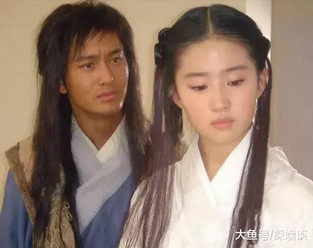 """聂远曝光""""过儿""""选角细节, 他和黄晓明争男主, 刘亦菲表情暗示一切"""