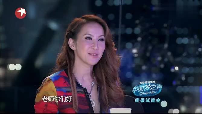 丽江姑娘清唱一首歌!韩红当场认出,吃惊大喊: 我是你的歌迷