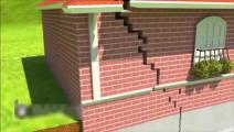 德国的新技术,墙体裂了能自然愈合,老房子翻新神器!