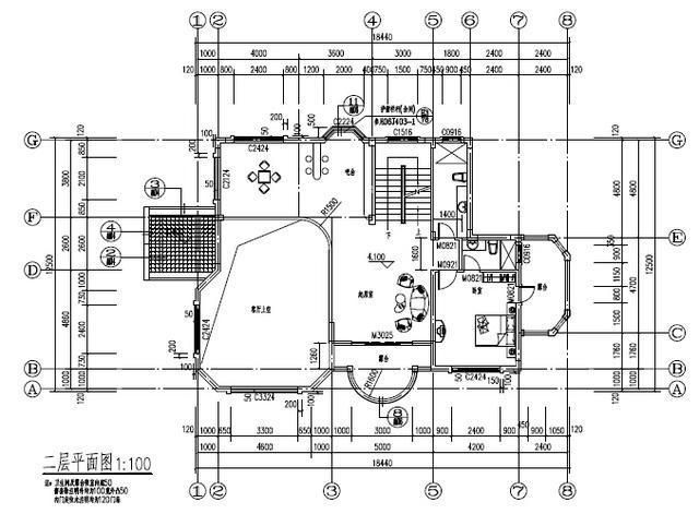 三间平房一层设计图展示