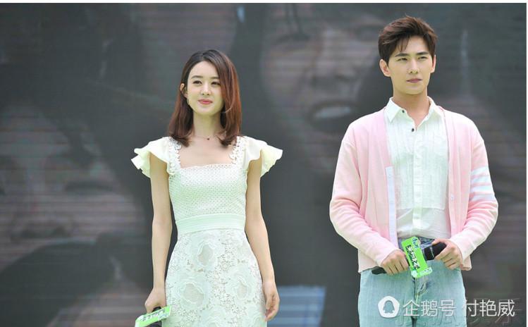 赵丽颖公主装同杨洋cp 网友爱意感满满!
