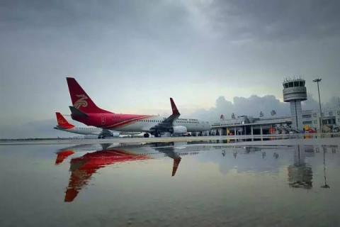 3,兴东机场更名为南通兴东国际机场