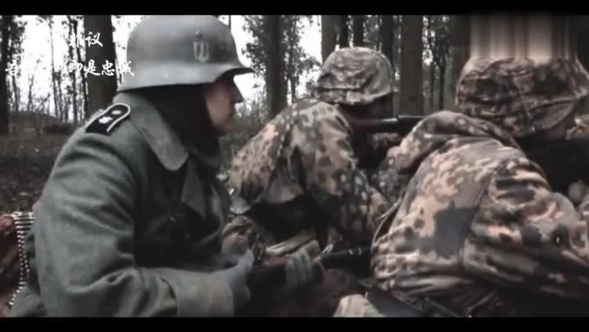 德国出品战争电影,最精彩战争,主要是真实感太强大