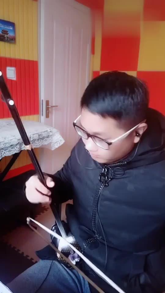 15 1二胡曲谱 别亦难