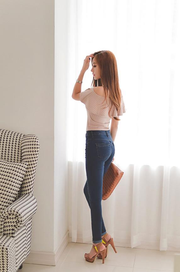 每日一珠: 牛仔裤女神孙允珠图片