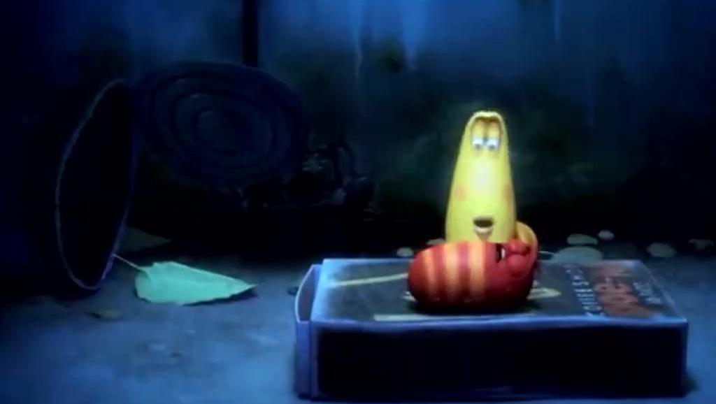 《爆笑虫子》黄虫和红虫被外星人掳走,回来后俩货被合为一体了