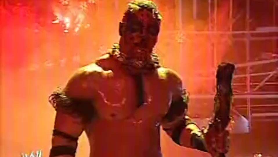 WWE 你有勇气看完吗?超重口味生吞活虫!WWE最恶心巨星食虫者