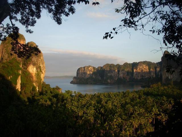 地球上的天堂莱利和普吉岛-泰国旅行日记