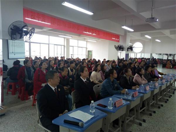 """龙岩市检察机关""""法治进校园""""专项巡讲活动在武平举办"""