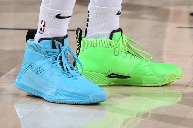 NBA第24周最佳球鞋一览, 你喜欢哪一双呢?(图5)