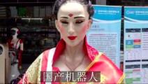 日本美女机器人与国产美女机器人的区别