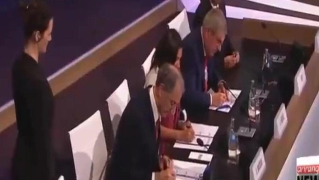 奥委会请中国再次惊艳世界!中国网友: 不,还是给印度一个机会吧