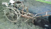 农村发明合集,大水井取水,农机变车,只要有想法,什么都可以做!