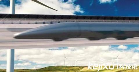 中国拟打造磁悬浮超级高铁 比飞机还快5倍