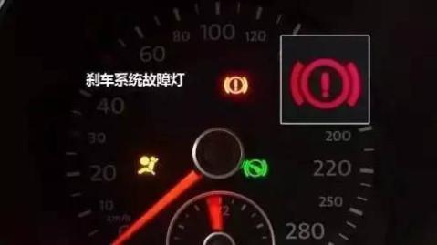 汽车仪表盘是汽车故障的晴雨表, 千万别忽视!