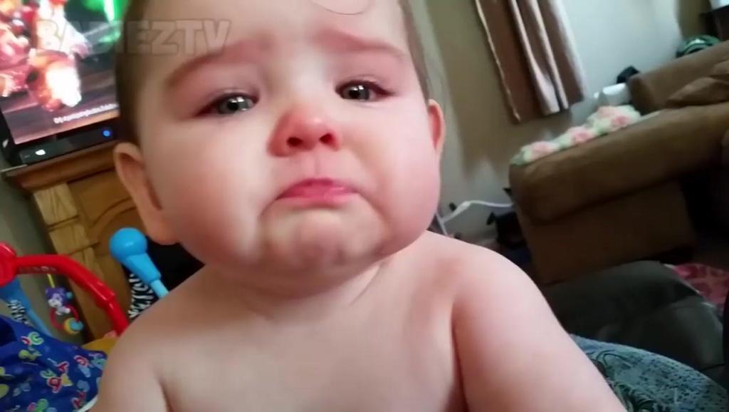 有趣的婴儿,萌娃的哭与笑你准备好哭笑不得了吗!