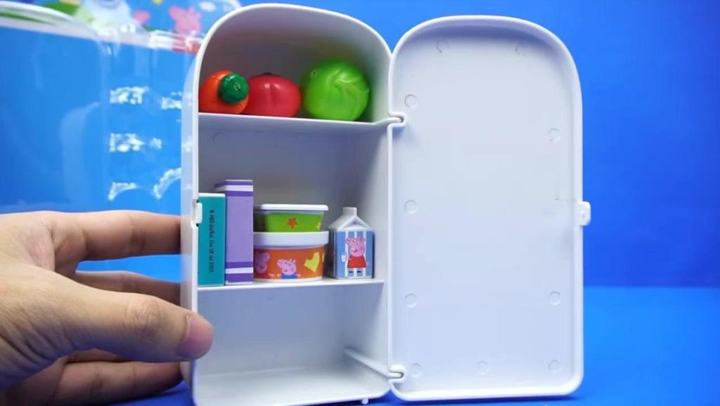 cad绘图基础 平面图 立面图教程6.1.6绘制电冰箱