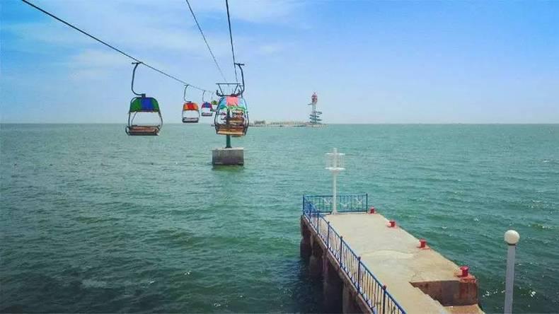 别去挤北戴河了! 天津周边这些绝美海岛, 今年夏天一定要去一个!