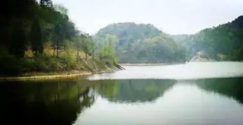 22,贵州正安九道水国家森林公园