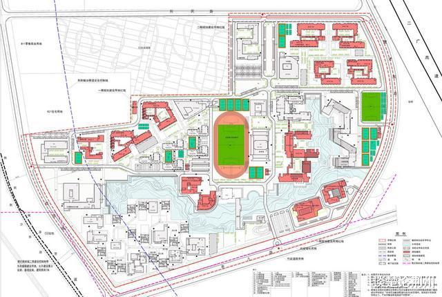 长江艺术工程职业学院, 按4A景区标准建设 荆州又一所高校新校区: