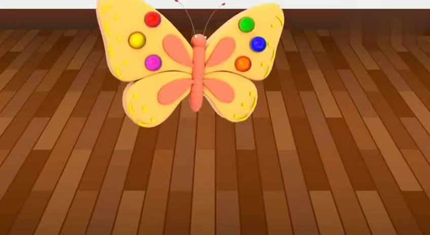 蝴蝶飞的动画