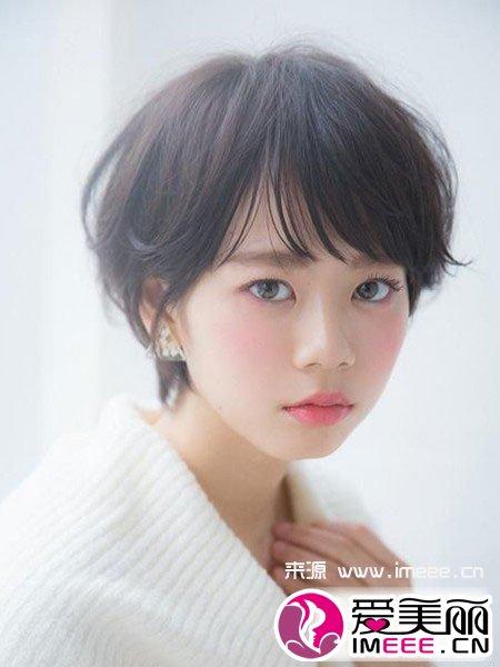 [2017流行短发发型女]女生短发发型图片大全