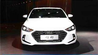 新车完全手册: 北京现代领动外形篇
