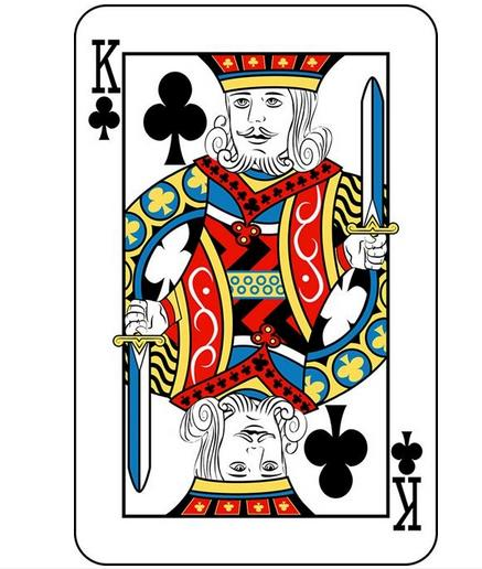 �<��j�����_扑克牌上的j,q,k有什么来历和含义?