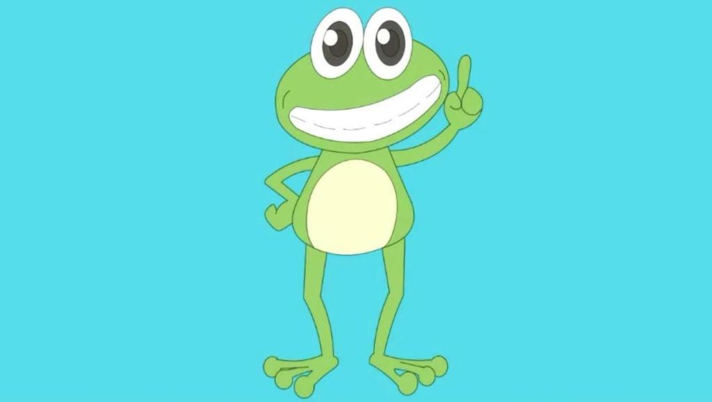 儿童歌曲 小青蛙