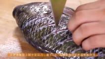 川菜名厨教您正宗独门干烧鱼,让您看看什么是家常和专业的区别