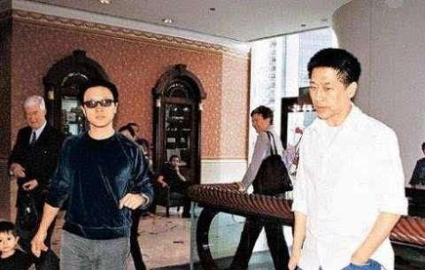 张国荣和唐鹤德12张罕见生活照
