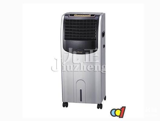 是只具有制冷功能的空调扇(还有一类是既能制冷又能加热的冷热空调扇)
