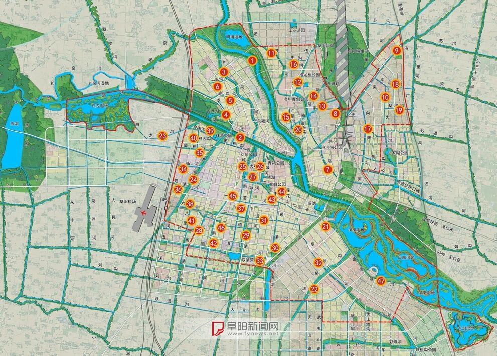 近日,阜阳市城区水系综合整治(含黑臭水体治理)ppp项目进入招标资格