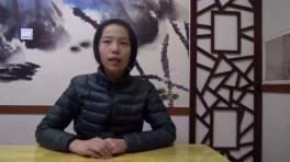 滨州国同学冬令营刘子砚兔子背诵《大学》怎么样学堂情趣小图片