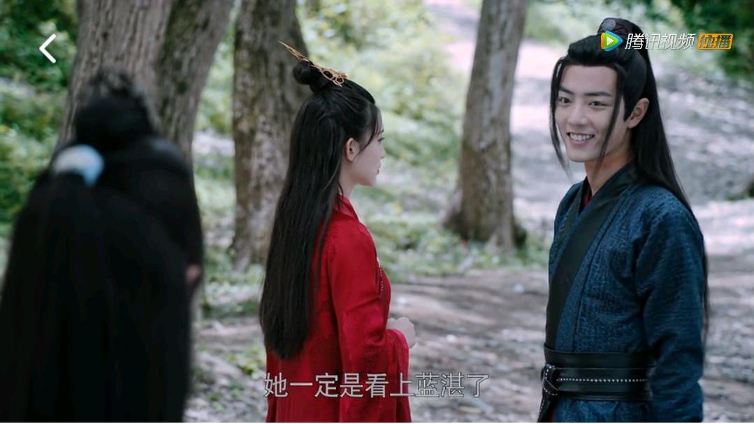 """16年前, 魏无羡曾两次跟蓝湛""""表白"""", 蓝二哥哥为何会生气"""