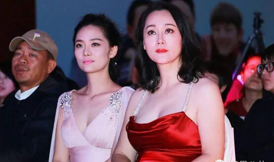 曾宝仪,刘亦菲,高丽雯,车晓