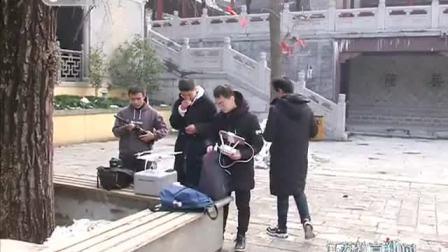高中生花一年时间航拍南京