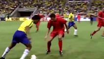 三位巅峰世界足球先生同队是怎样变态的存在,根本不需要全力防守