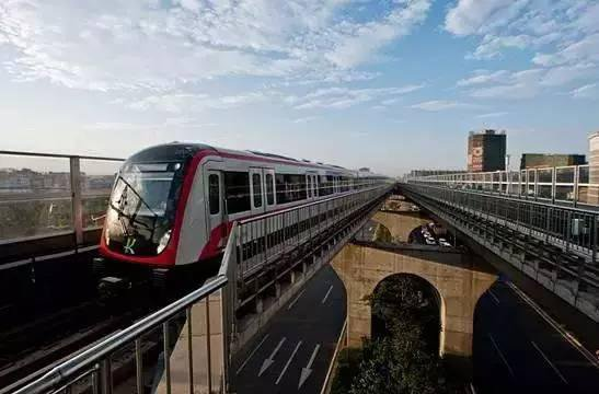 昆明地铁建设加速度, 5号线沿线吃喝乐最丰富图片