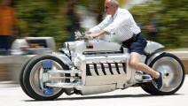 世界最快摩托车,速度达高铁两倍,没人敢挑战它的极速