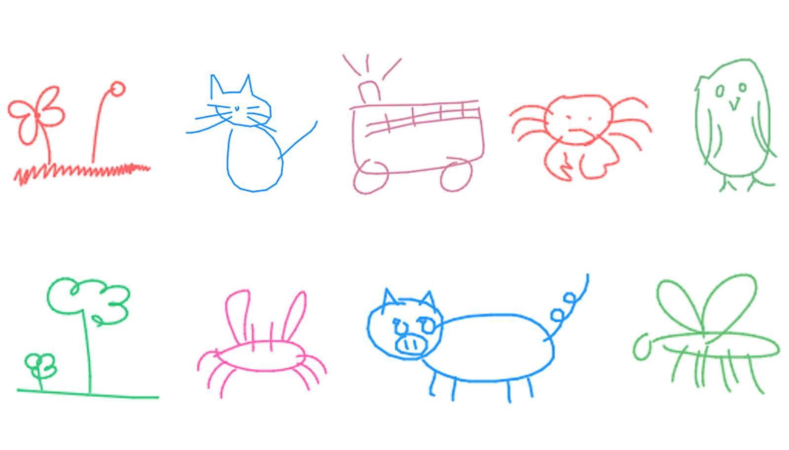 """怎样教机器学会画画和抽象""""算术""""? 谷歌大脑深度详解"""