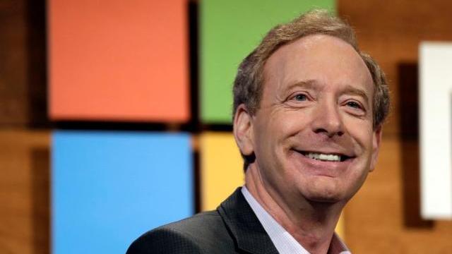 离不开华为, 美国再给一条路, 微软总裁开心了