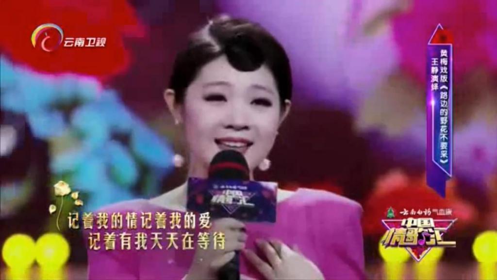 小邓丽君王静演绎黄梅戏版的《路边的野花不要采》