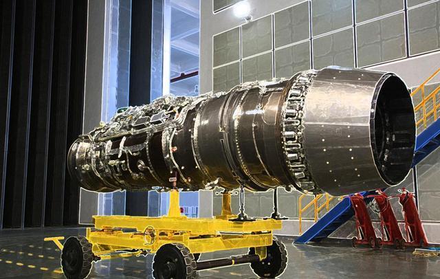中国打破外界封锁成功研发航空发动机核心部件