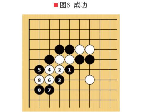 围棋: 什么是引征?图片