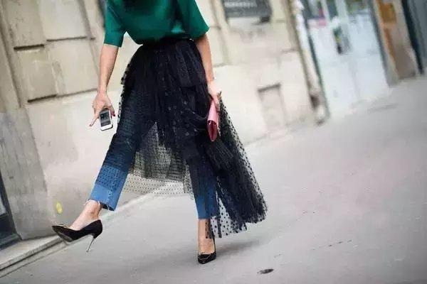 今夏仙气十足的纱裙才是主流, 因为显瘦 38